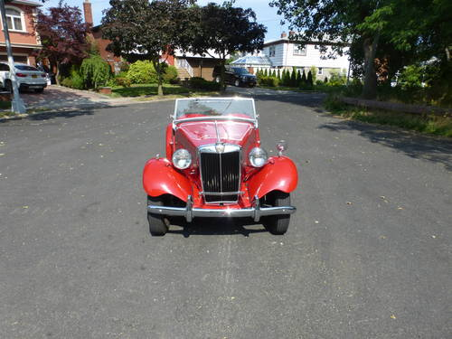 1953 MG TD MK-II A Good Driver - SOLD (picture 2 of 6)
