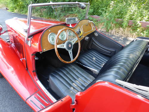 1953 MG TD MK-II A Good Driver - SOLD (picture 5 of 6)