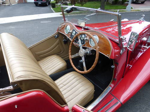 1949 MG TC Roadster Extremely Presentable - SOLD (picture 5 of 6)
