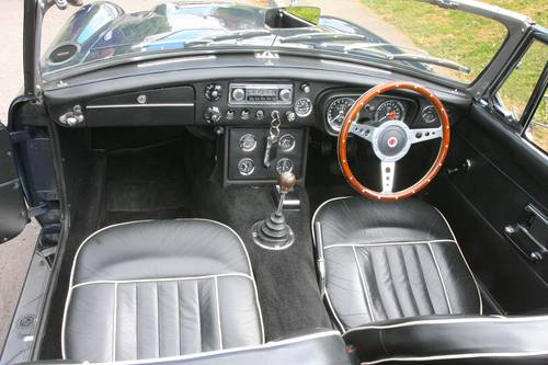 MGC ROADSTER 1969 With Overdrive and PAS SOLD (picture 2 of 6)