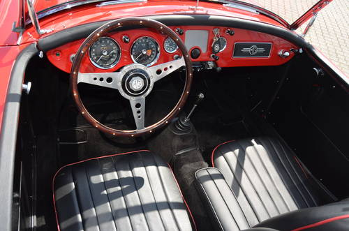 1956 MG A 1,5 Roadster  SOLD (picture 6 of 6)