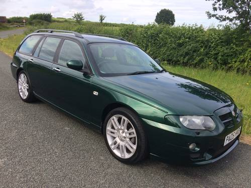 2005 MG ZT-T CDTI 135+ DIESEL ESTATE 67,000 FSH  SOLD (picture 1 of 6)