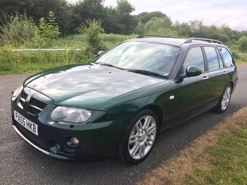 2005 MG ZT-T CDTI 135+ DIESEL ESTATE 67,000 FSH  SOLD (picture 2 of 6)