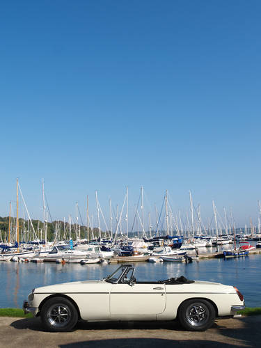 1973 MGB For Hire In Cornwall For Hire (picture 1 of 1)