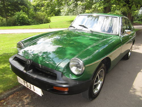 1978 MGB GT 1.8 SPORTS *OTHERS WANTED ~ 07739 329 389* Wanted (picture 1 of 6)