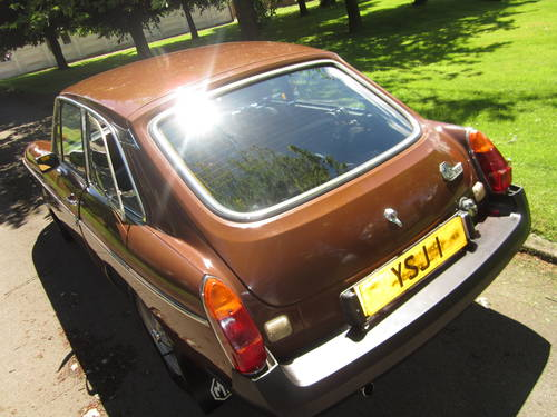 1978 MGB GT 1.8 SPORTS *OTHERS WANTED ~ 07739 329 389* Wanted (picture 2 of 6)