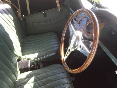 1954 MG TF for sale in Hampshire... SOLD (picture 6 of 6)