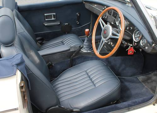 1975 MGB Roadster With Overdrive , CCB Conversion SUPERB