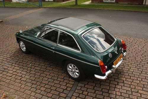 1970 MGB GT - BRG, Restored - MGBGT MG BGT SOLD (picture 2 of 6)