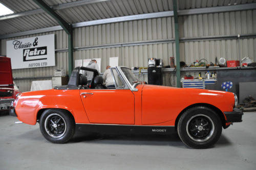 Classic cars wanted cash paid MG MGB TRIUMPH ETC £ (picture 4 of 6)