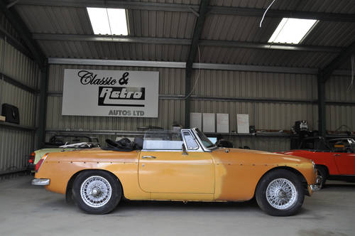 Classic cars wanted cash paid MG MGB TRIUMPH ETC £ (picture 5 of 6)
