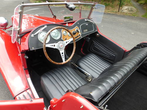 1953 MG TD A Good Driver - SOLD (picture 5 of 6)