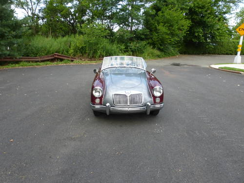 1961 MG A 1800 Roadster A Good Driver - SOLD (picture 2 of 6)