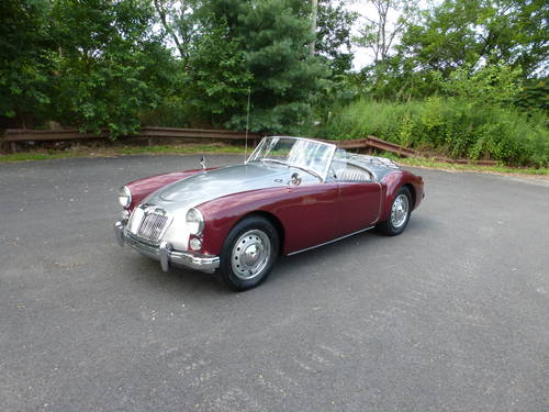 1961 MG A 1800 Roadster A Good Driver - SOLD (picture 3 of 6)