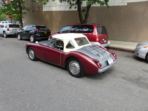 1961 MG A 1800 Roadster A Good Driver - SOLD (picture 4 of 6)