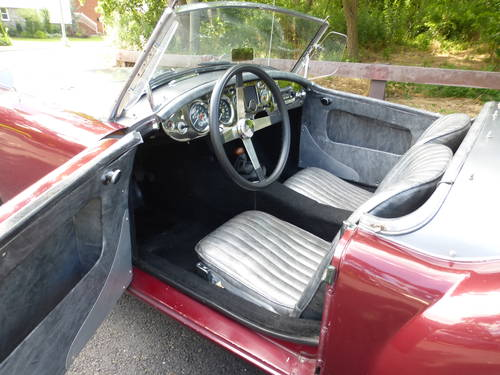 1961 MG A 1800 Roadster A Good Driver - SOLD (picture 5 of 6)