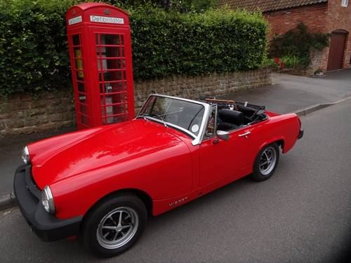 1979 MG Midget SOLD (picture 1 of 6)