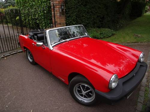 1979 MG Midget SOLD (picture 2 of 6)