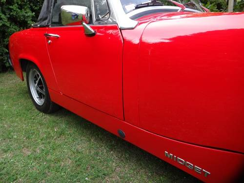 1979 MG Midget SOLD (picture 3 of 6)