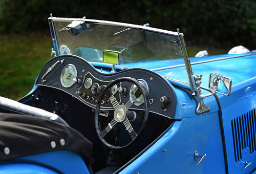 1946 MG TC previously restored, five speed, delightful SOLD (picture 5 of 6)