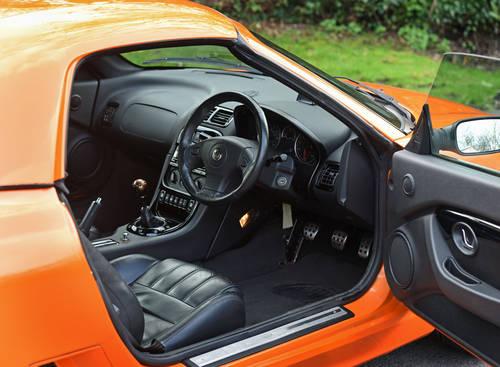 2008 MG TF LE500 Vibrant Orange rare car SOLD (picture 6 of 6)