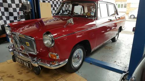 1959 MG Magnette Saloon - 17,000 miles from new SOLD (picture 2 of 6)