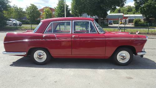 1959 MG Magnette Saloon - 17,000 miles from new SOLD (picture 3 of 6)
