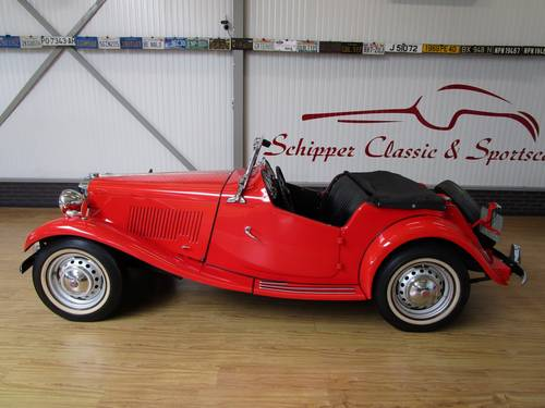 1951 MG TD Roadster For Sale (picture 2 of 6)