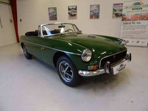 1970 MG MGB For Sale (picture 1 of 6)