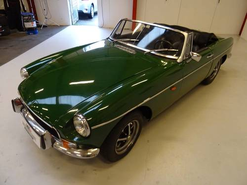 1970 MG MGB For Sale (picture 2 of 6)