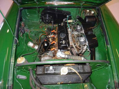 1970 MG MGB For Sale (picture 6 of 6)