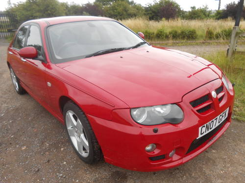 2007 MG ZT 120+ SOLD (picture 1 of 6)