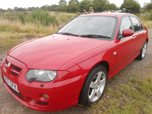 2007 MG ZT 120+ SOLD (picture 2 of 6)