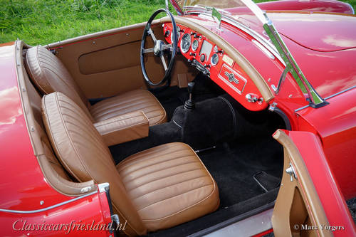 MG MGA 1500 ROADSTER, 1959 - TOP CONDITION For Sale (picture 4 of 6)