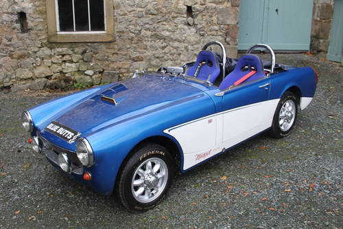 MG Midget Special 1967 SOLD (picture 1 of 6)