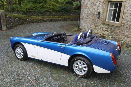MG Midget Special 1967 SOLD (picture 2 of 6)