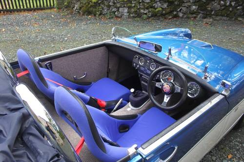 MG Midget Special 1967 SOLD (picture 3 of 6)