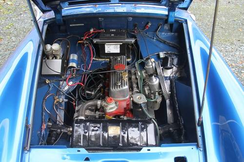 MG Midget Special 1967 SOLD (picture 5 of 6)