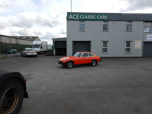 1978 MGB GT ~ Manual with Overdrive ~  SOLD (picture 6 of 6)