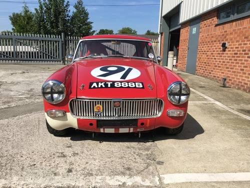 1964 MG Midget 1098 cc FIA Historic Appendix 'K' Racecar SOLD (picture 3 of 6)