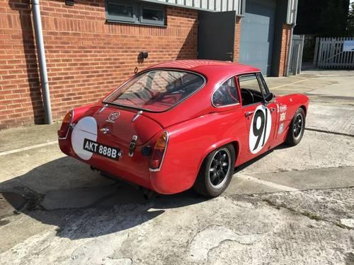 1964 MG Midget 1098 cc FIA Historic Appendix 'K' Racecar SOLD (picture 5 of 6)