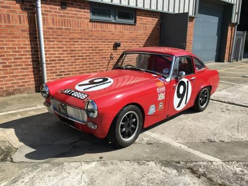 1964 MG Midget 1098 cc FIA Historic Appendix 'K' Racecar SOLD (picture 4 of 6)