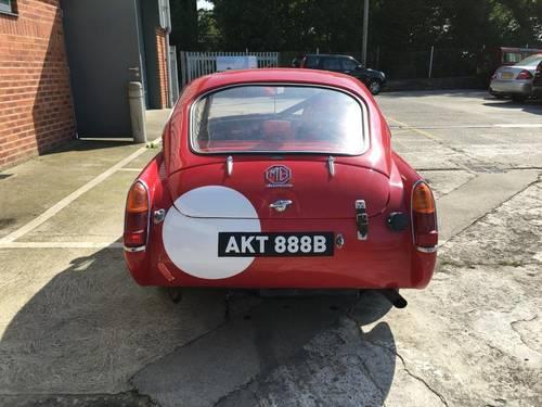1964 MG Midget 1098 cc FIA Historic Appendix 'K' Racecar SOLD (picture 6 of 6)