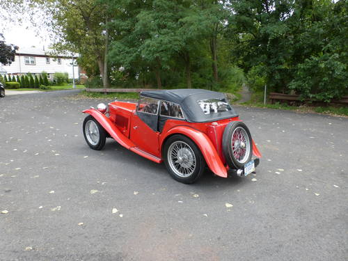 1947 MG TC Nice Driver - SOLD (picture 4 of 6)