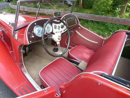 1952 MG TD Good Mechanics - SOLD (picture 5 of 6)