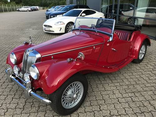 1954 MG TF 1,3 Roadster SOLD (picture 1 of 6)