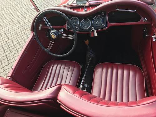 1954 MG TF 1,3 Roadster SOLD (picture 4 of 6)