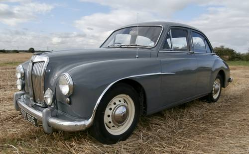 1958 MG Magnette ZA SOLD (picture 1 of 6)