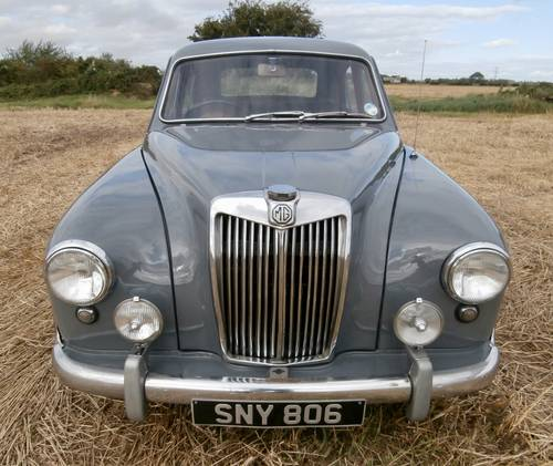 1958 MG Magnette ZA SOLD (picture 2 of 6)