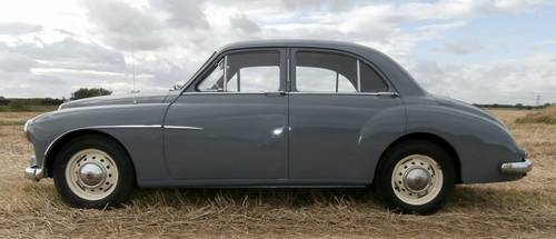1958 MG Magnette ZA SOLD (picture 3 of 6)